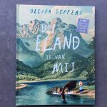 Oliver Jeffers Die Eland is an mij zilveren griffel 2019 filosoferen met kinderen