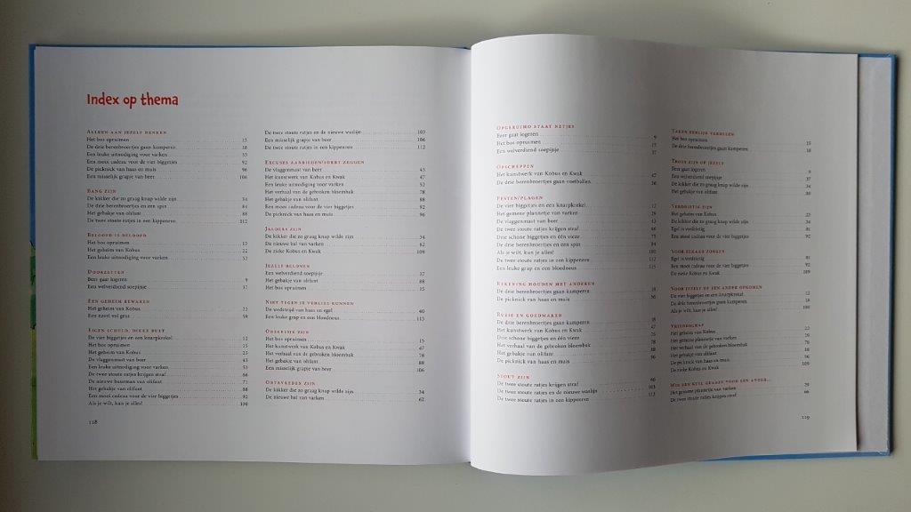 index op thema