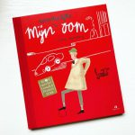 Mijn wonderlijke oom gouden penseel Yvonne Jagtenberg Uitgeverij Rubinstein Jacques Tati Mon Oncle
