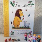 Prentenboek Samen van Axel Scheffler
