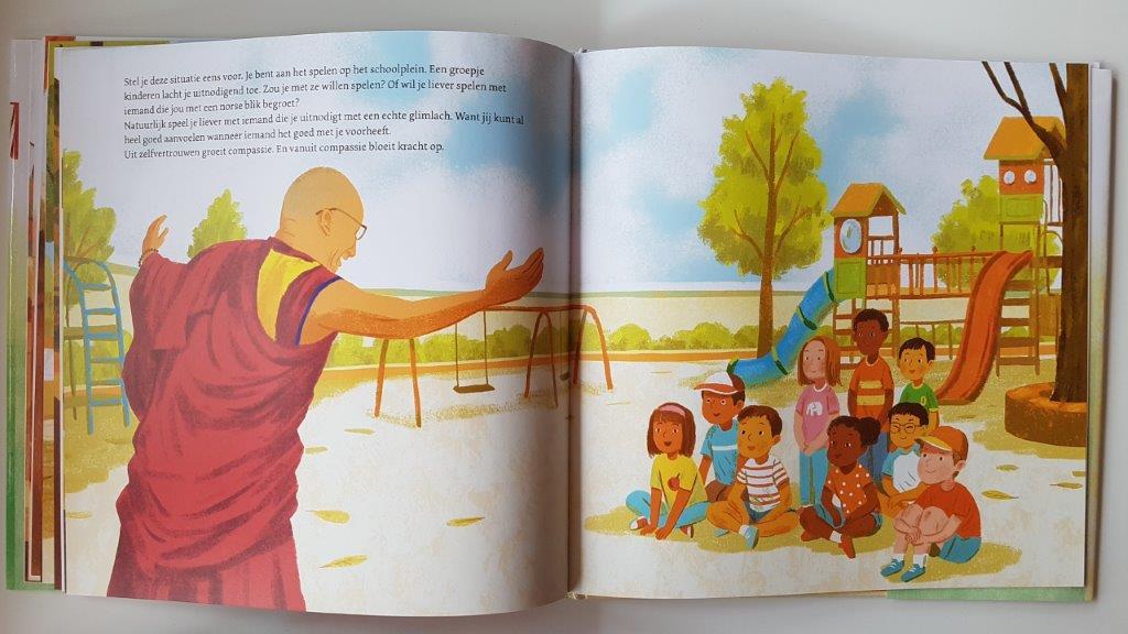 prentenboek de dalai lama