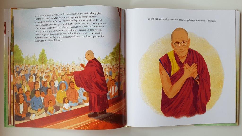 prentenboek dalai lama