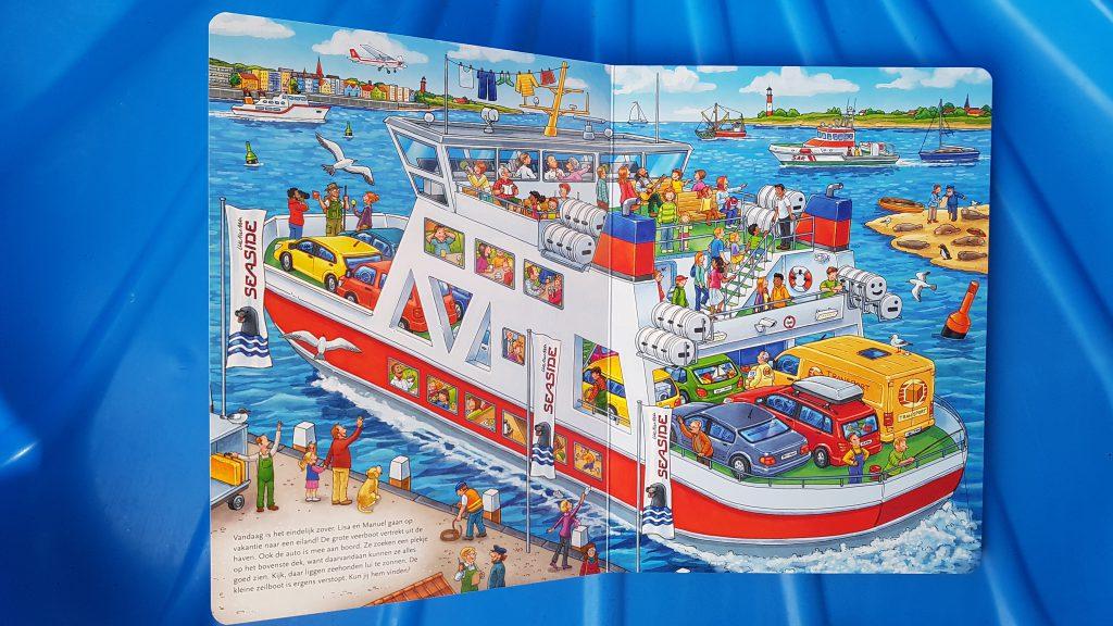 waar is de kleine zeilboot