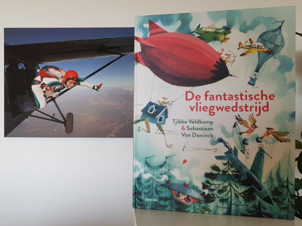 fantastische vliegwedstrijd uitgeverij querido boek vol humor