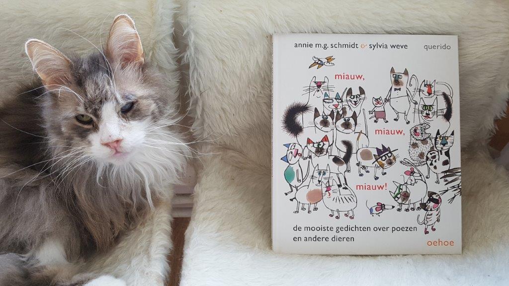 miauw, miauw, miauw De mooiste gedichten over poezen en andere dieren van Annie MG Schmidt