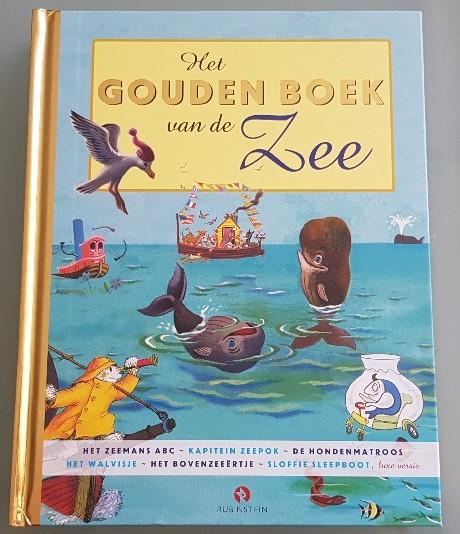 Het gouden boek van de zee prentenboeken over de zee