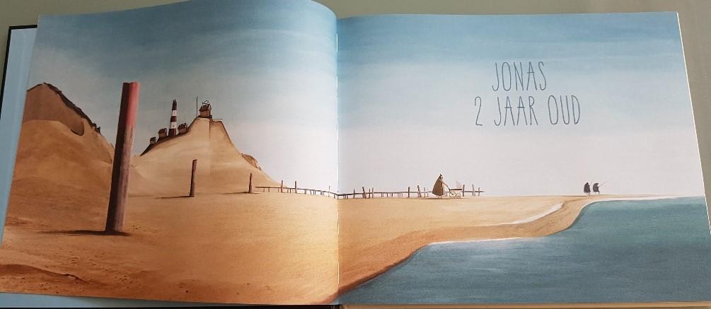 prentenboeken over de zee