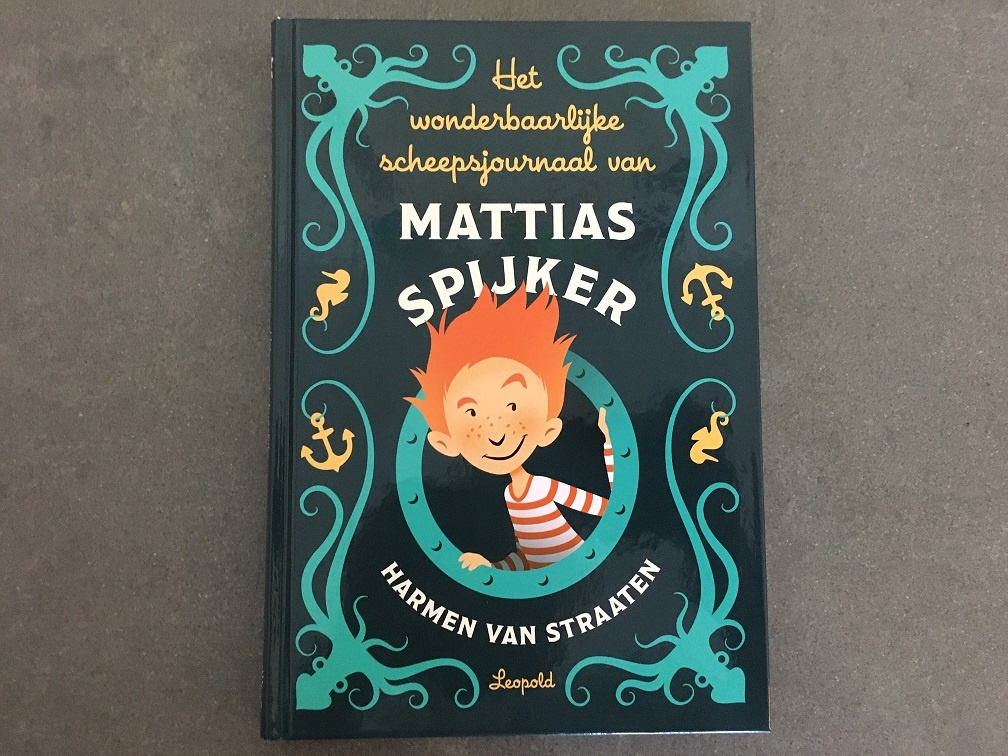wonderbaarlijke scheepsjournaal van Mattias Spijker