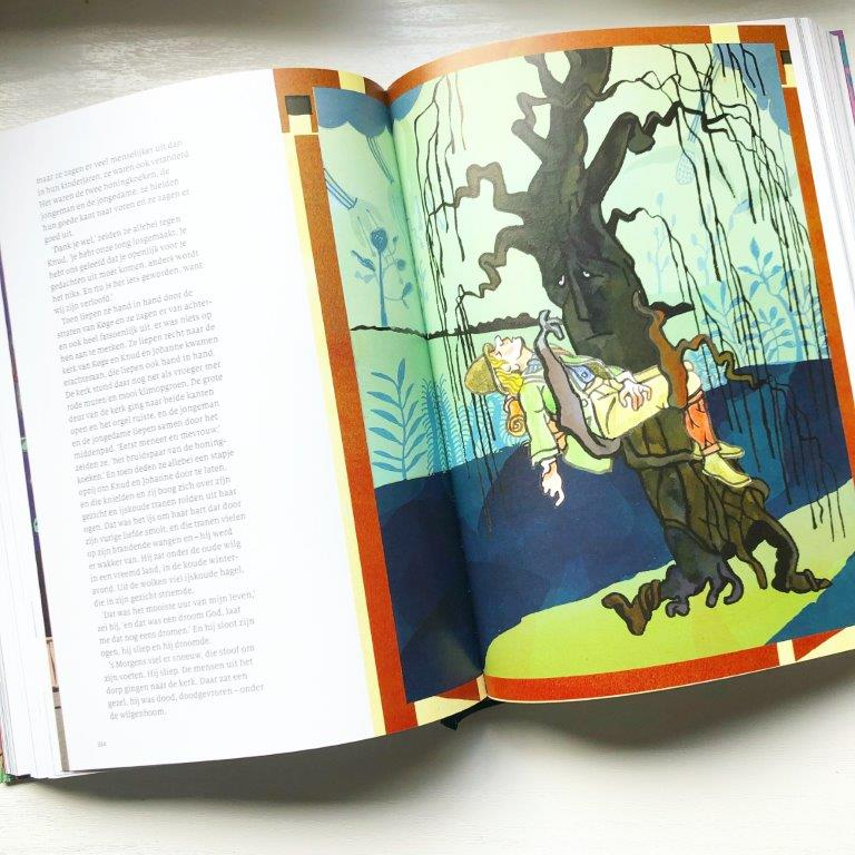 Andersen sprookjes en verhalen
