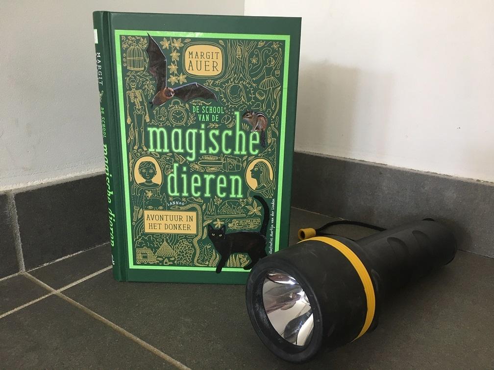 spannend boek van Margit Auer