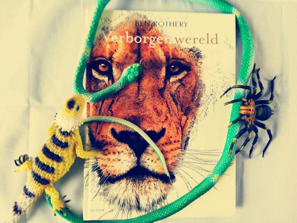 Verborgen wereld Ben Rothery