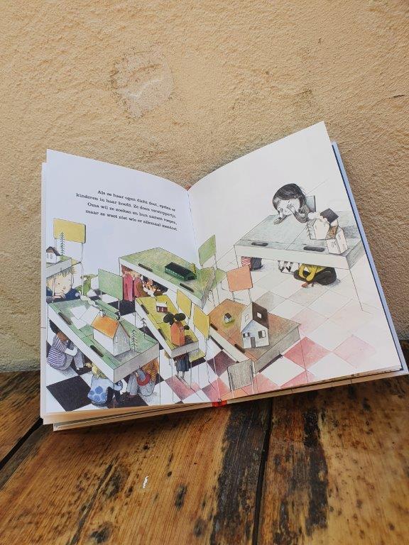 Prentenboek Josephina