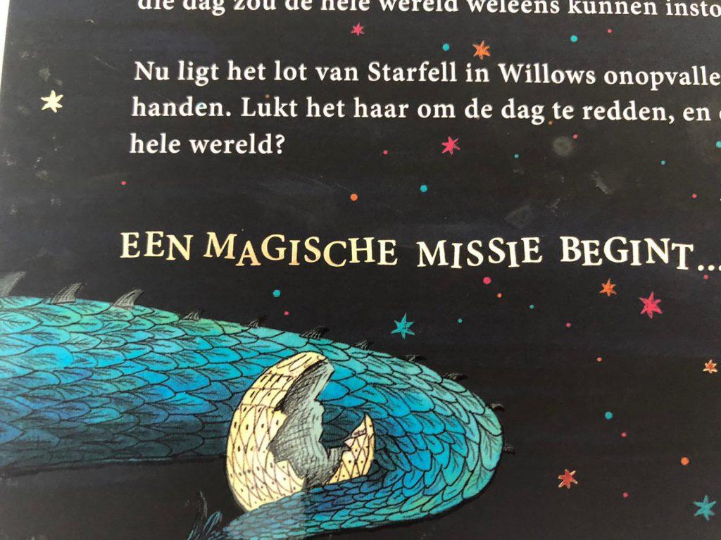 magische missie begint Starfell De zoektocht naar afgelopen dinsdag