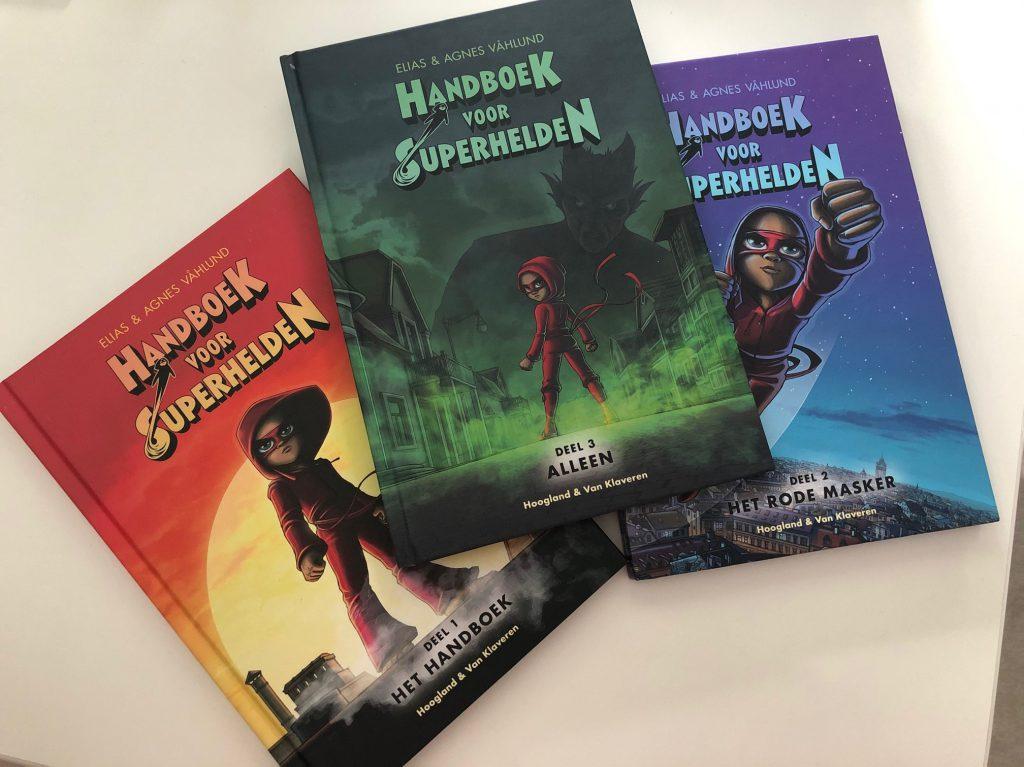 Handboek voor superhelden 3 Alleen