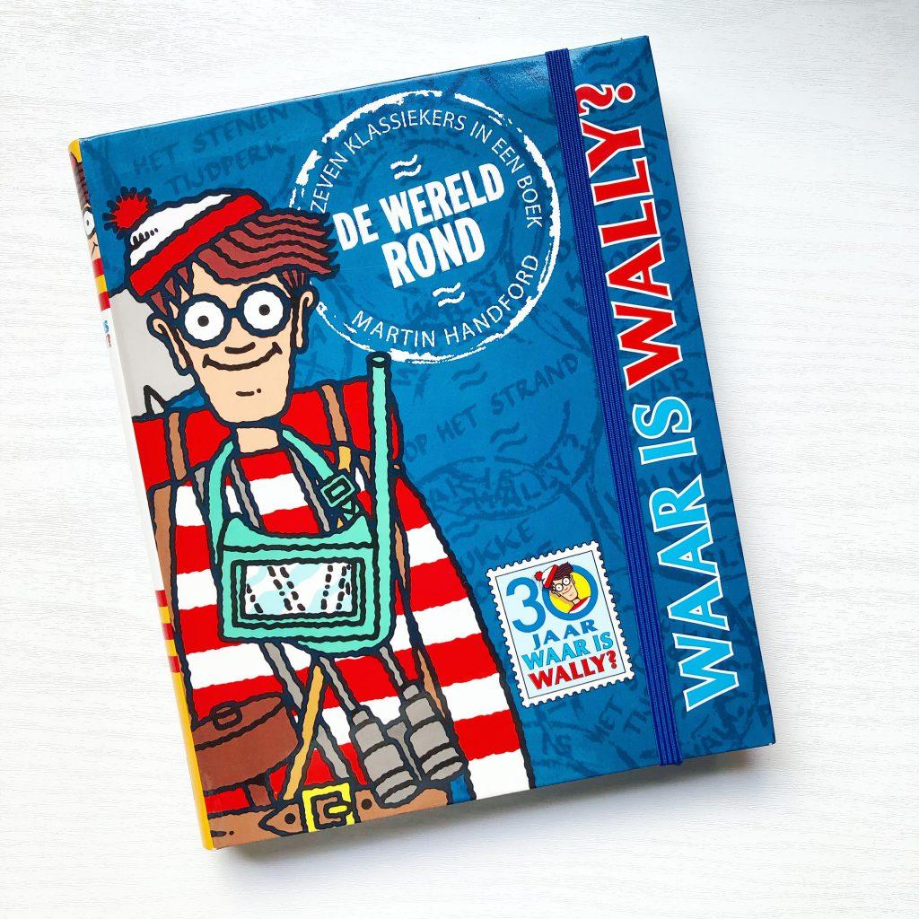 De Wereld Rond Waar is Wally