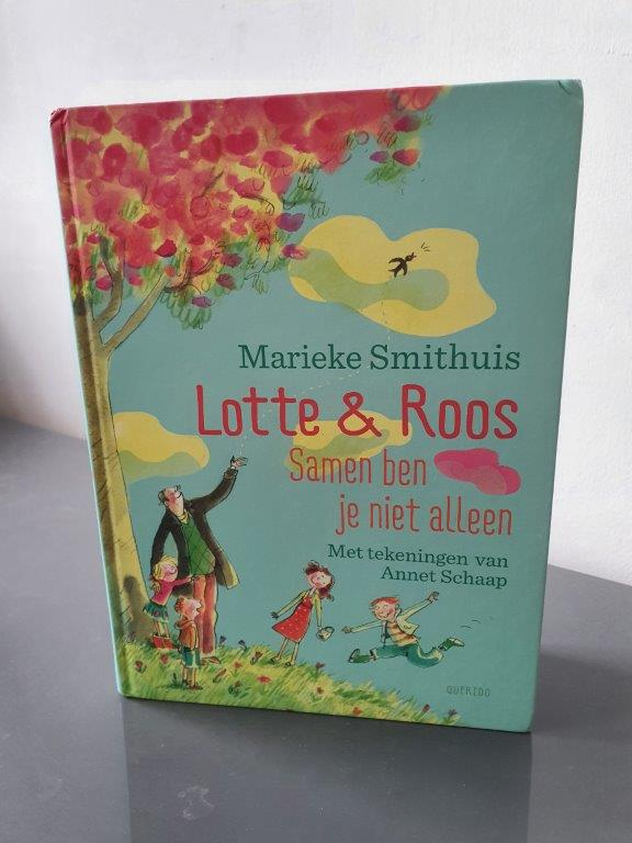 Lotte en Roos Samen ben je niet alleen