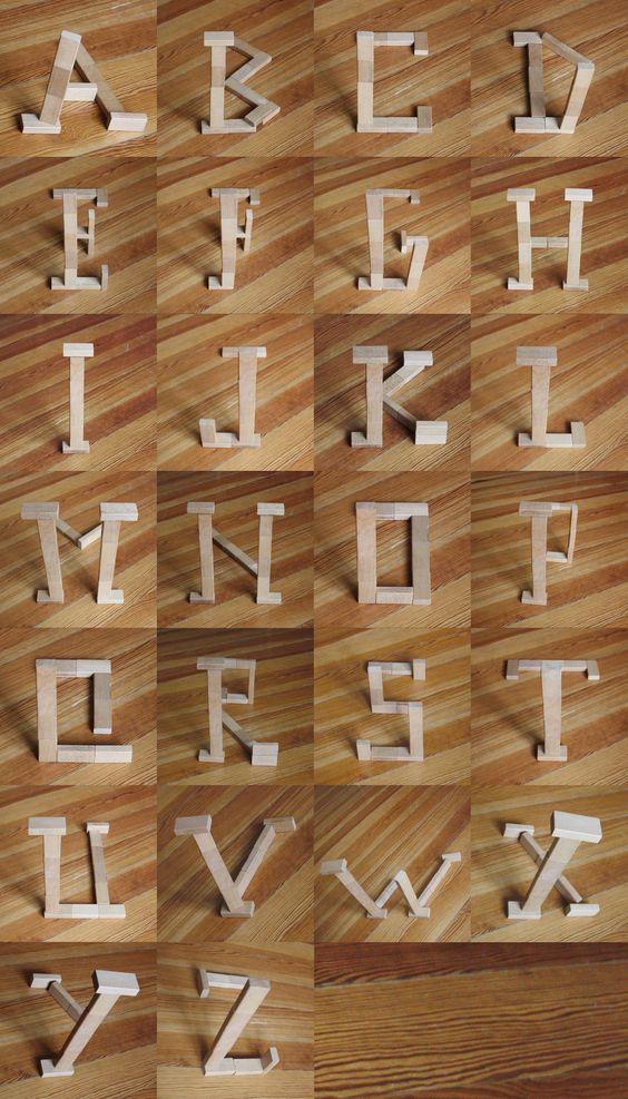 alfabet opdrachten voor het boek van Charlotte Dematons