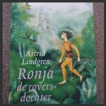 Ronja de roversdochter Astrid Lindgren