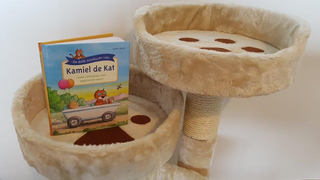 De dolle avonturen van Kamiel de Kat