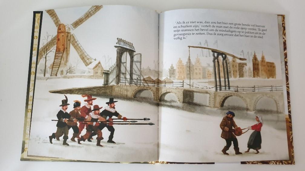 gouden boekjes over schilders