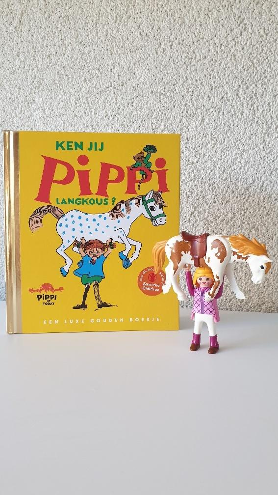 ken jij Pippi Langkous al