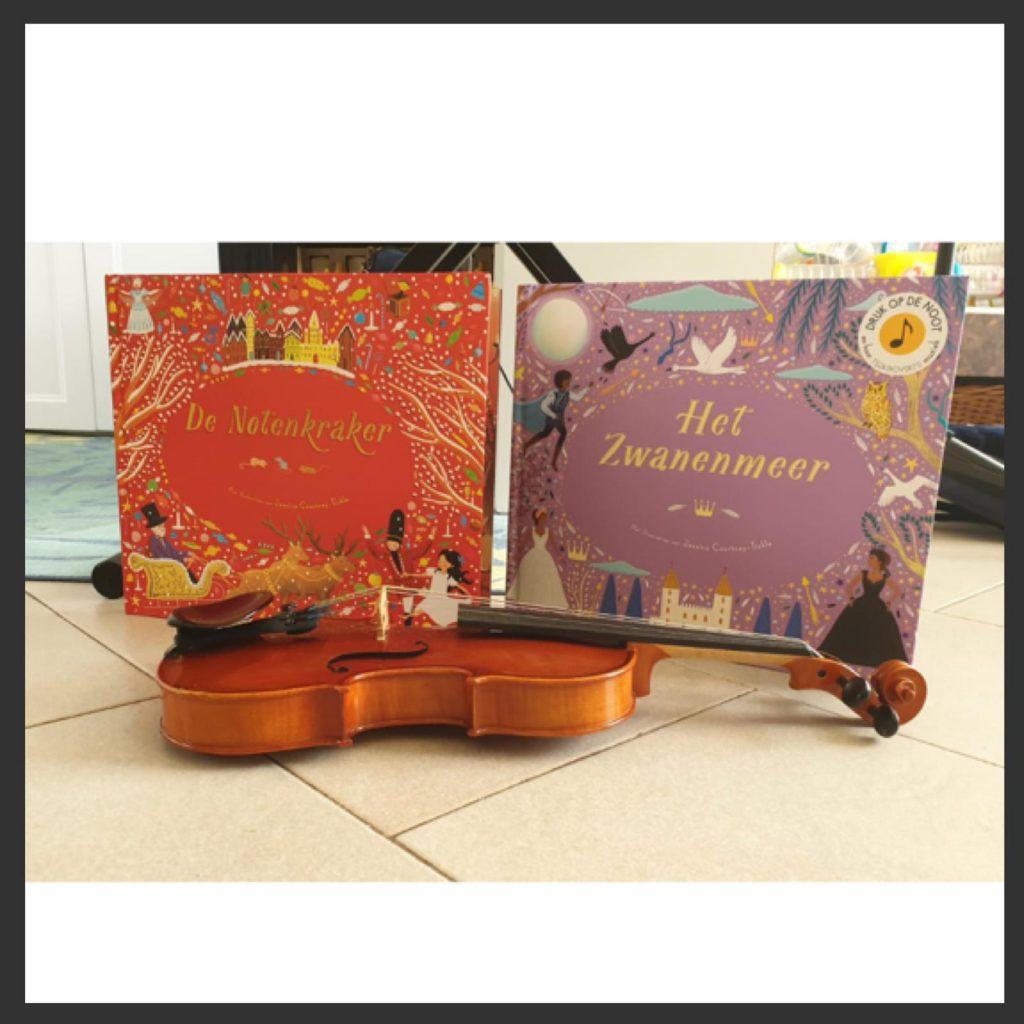 muziekboeken van Tsjaikovski