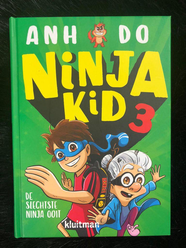 Ninja Kid 3