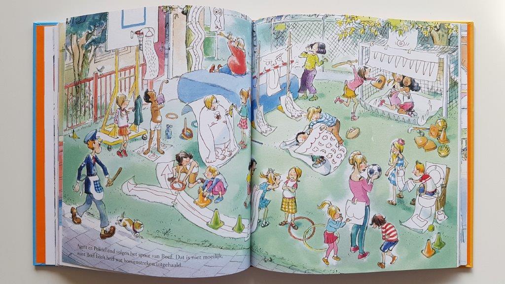 voorleesboek vol illustraties