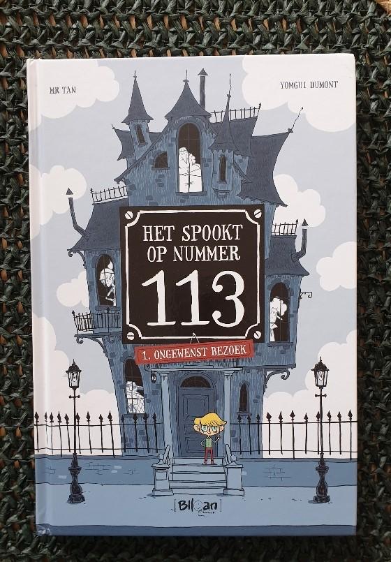 het spookt op nummer 113