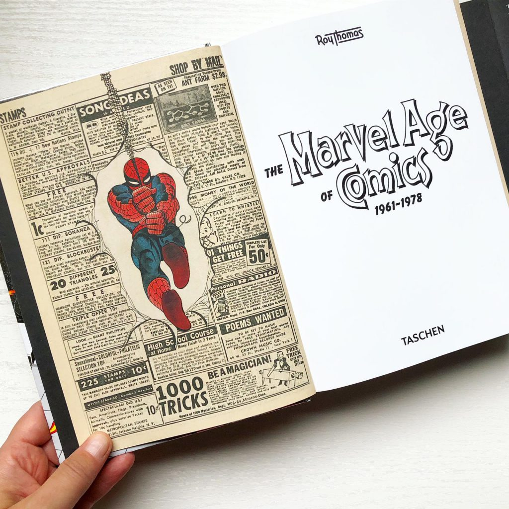 The Marvel Age of Comics 1961 - 1978