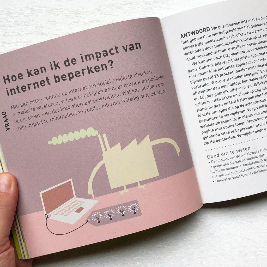 impact van internet beperken