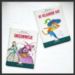 Sprookjes voor prille lezers