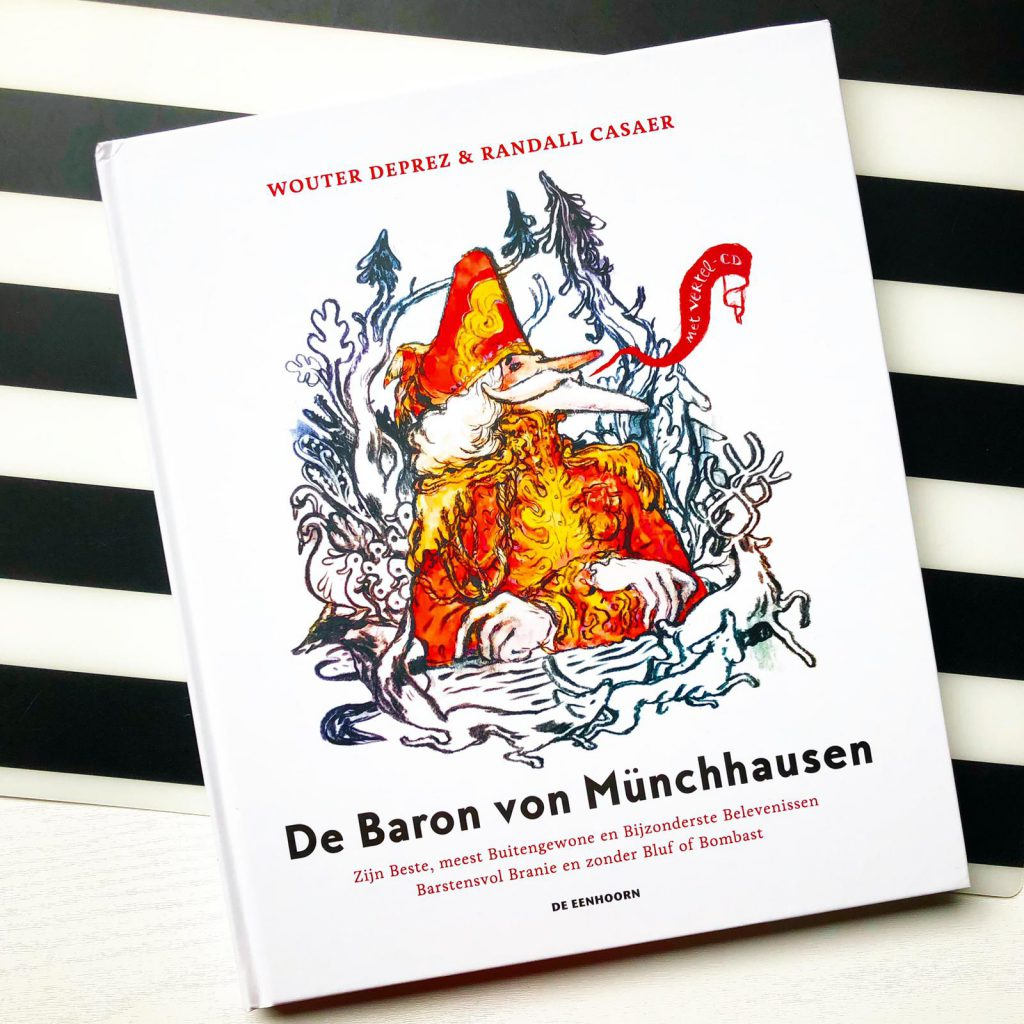 De Baron von Münchhausen