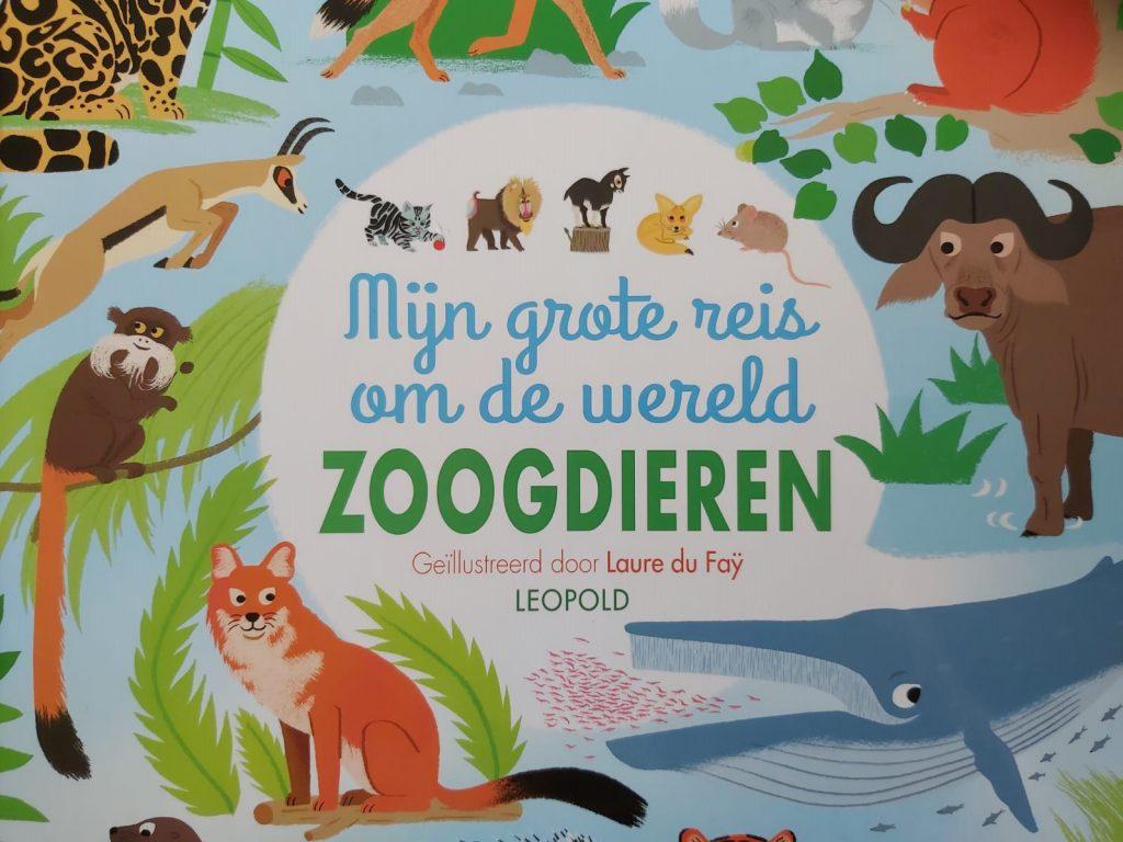 mijn grote reis om de wereld zoogdieren
