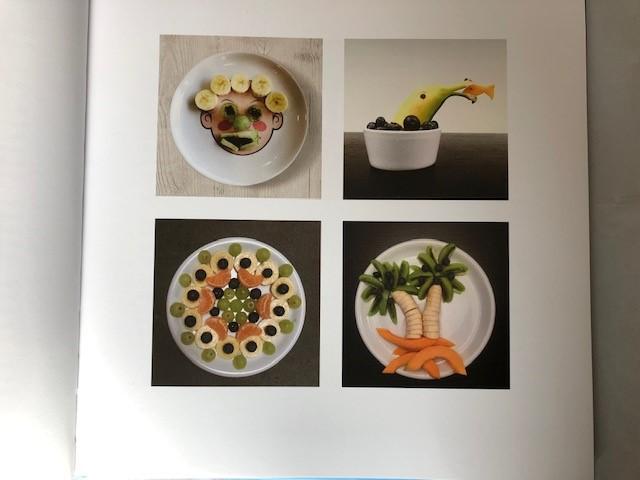 kunst met eten