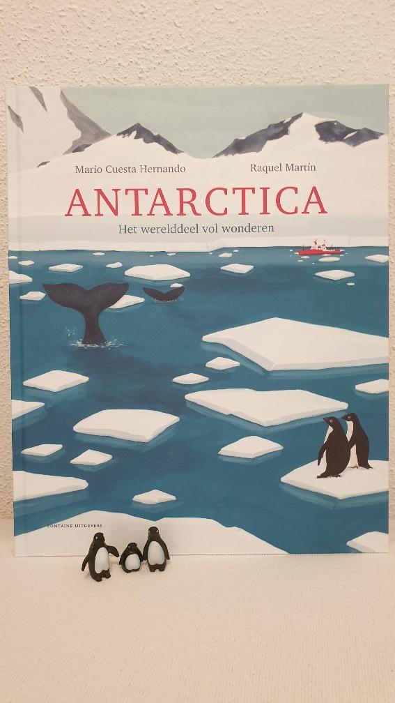 Antartica het werelddeel vol wonderen