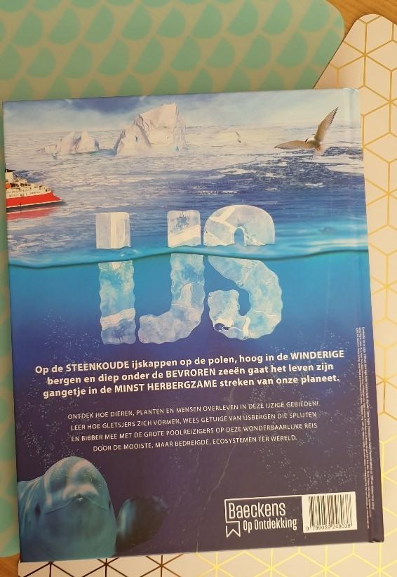 IJs, ijskoude verhalen uit een wereld die verdwijnt