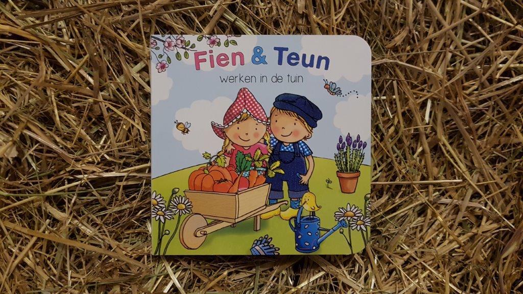 Fien en Teun uitdeelboekjes