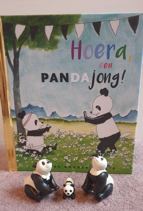 hoera een pandajong