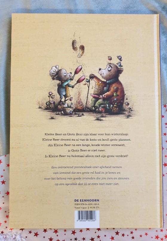 boek over gemis van een dierbare en vriendschap