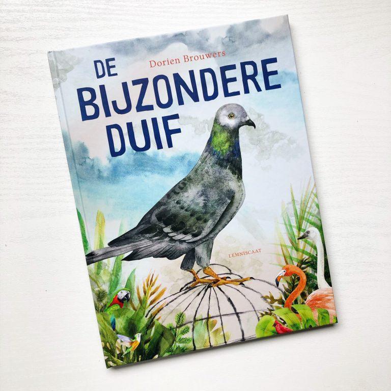 Boeken thema zelfbeeld de bijzondere duif