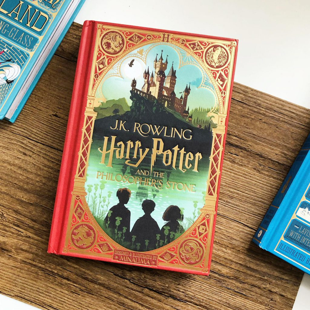 De mooiste boeken ooit! The house of Minalima