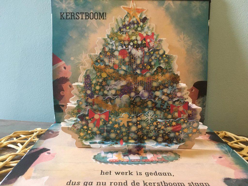 kies een kerstboom
