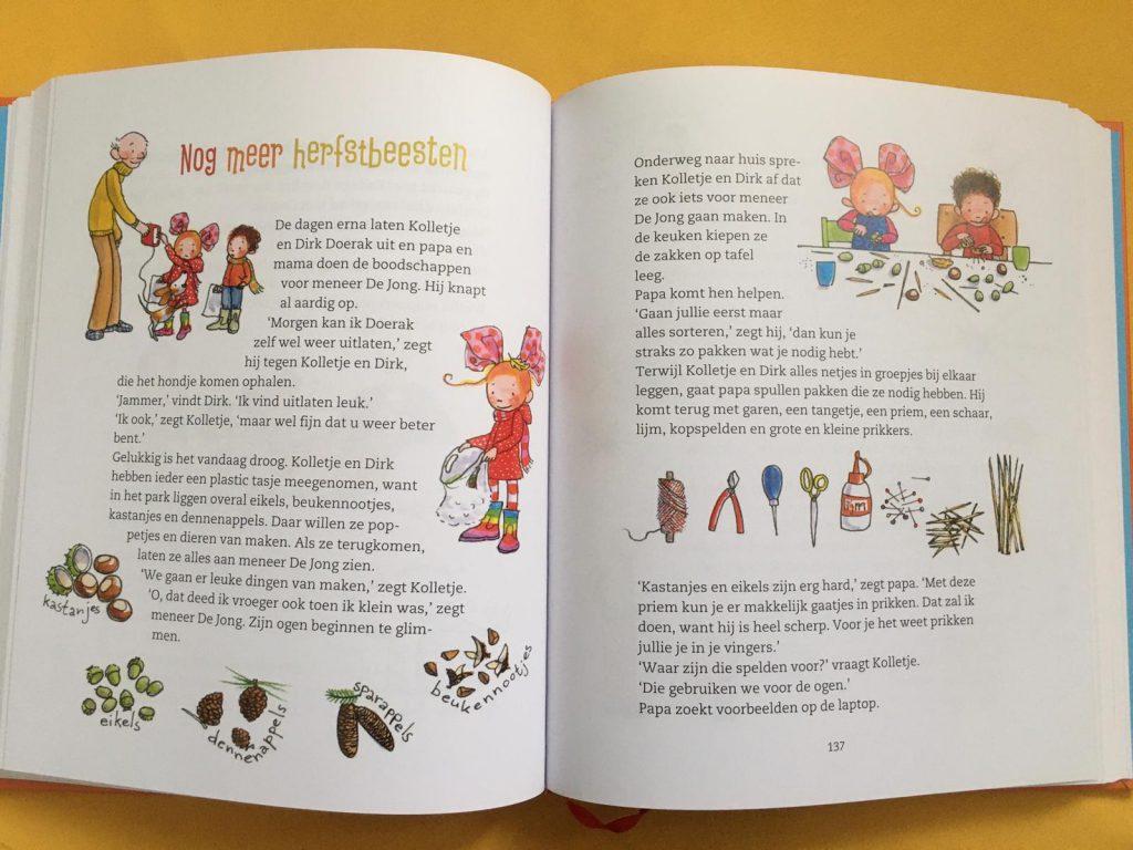 Voorlezen met Kolletje & Dirk