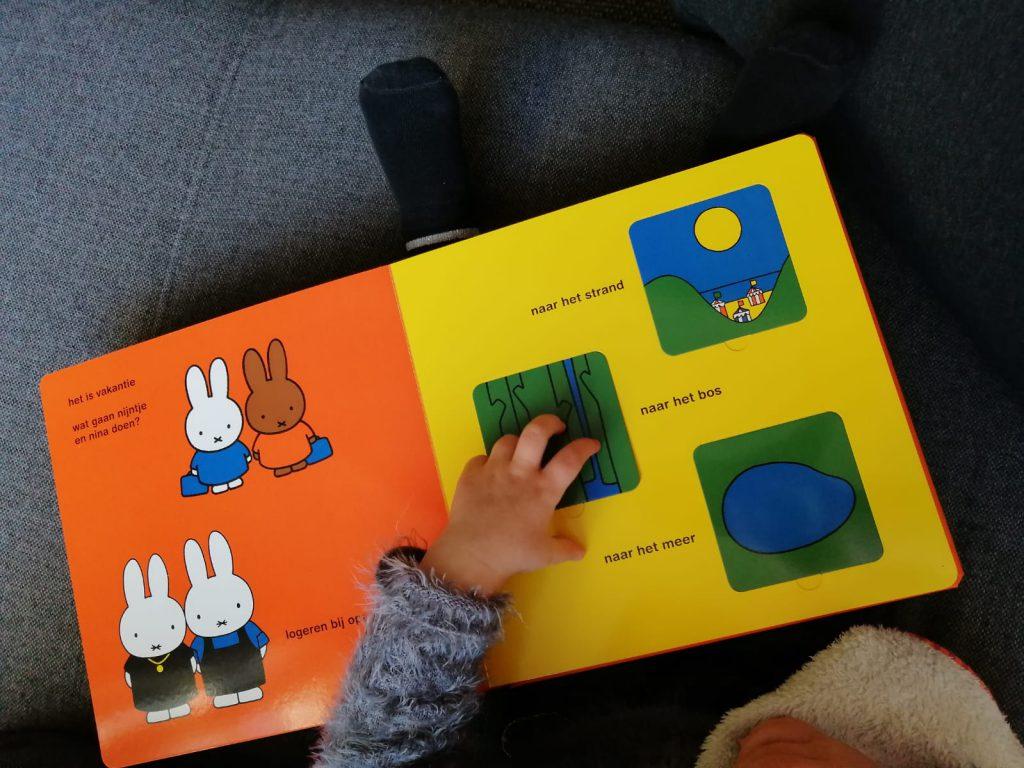 grote Nijntje flapjesboek