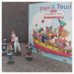 Fien & Teun spelen Sinterklaas en Pietje