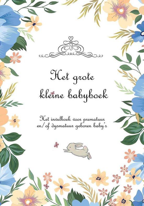 boek over te vroeg geboren kinderen