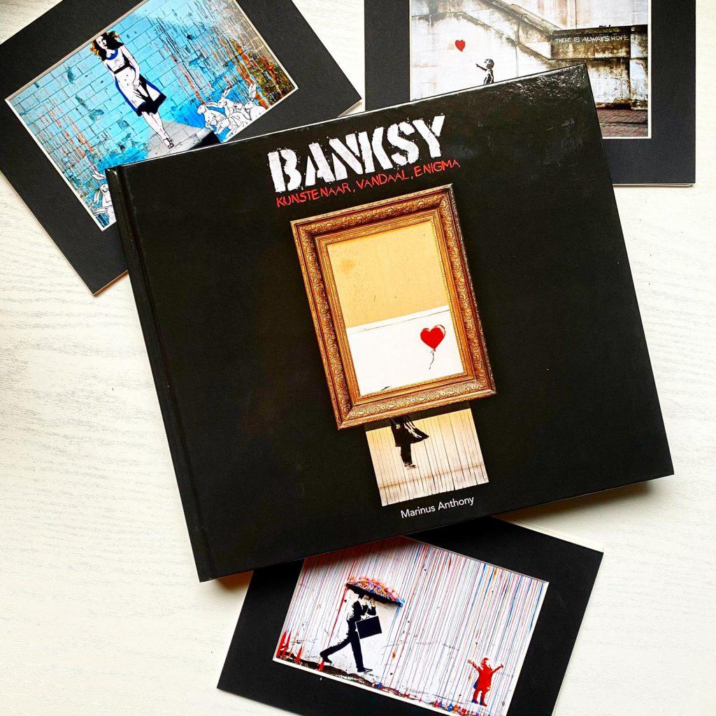 banksy een kunstenaar