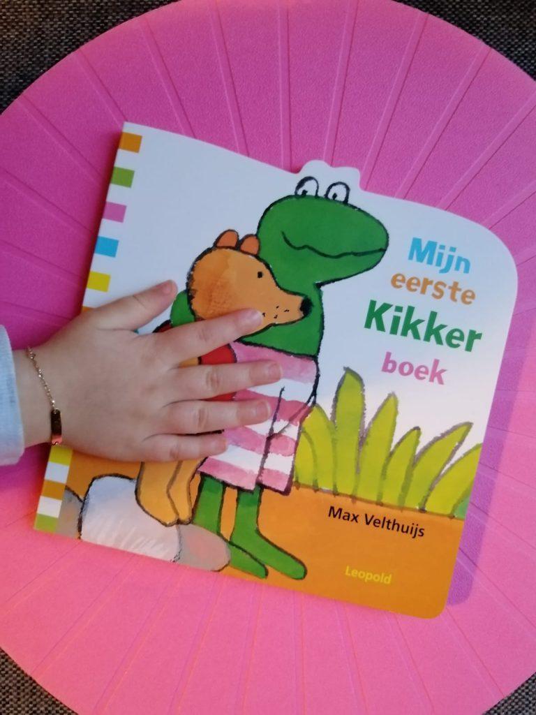 mijn eerste Kikker boek