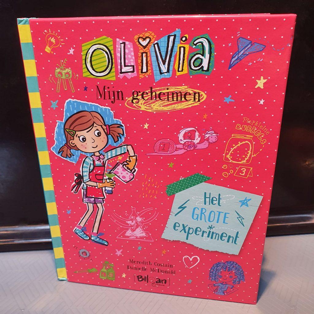 Het Grote Experiment van Olivia